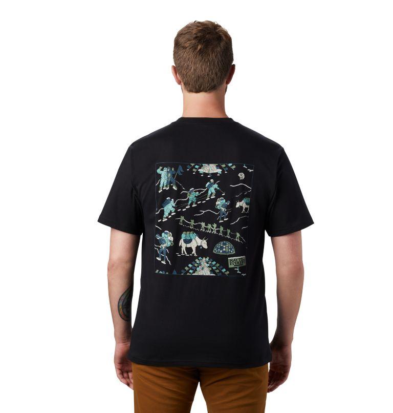 Men's Hotel Basecamp™ Short Sleeve T-Shirt Men's Hotel Basecamp™ Short Sleeve T-Shirt, back