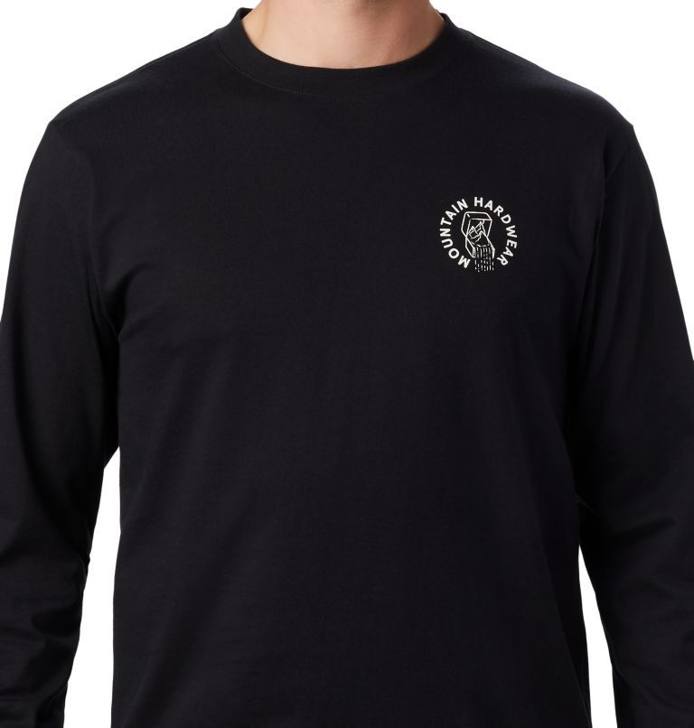 MHW Treasure Chest™ Long Sleeve T | 010 | L Men's MHW Treasure Chest™ Long Sleeve T-Shirt, Black, a1