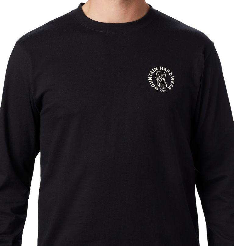MHW Treasure Chest™ Long Sleeve T | 010 | M Men's MHW Treasure Chest™ Long Sleeve T-Shirt, Black, a1