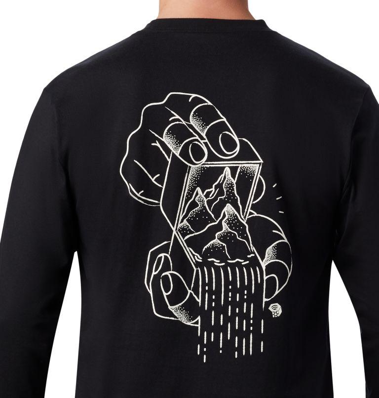 MHW Treasure Chest™ Long Sleeve T | 010 | M Men's MHW Treasure Chest™ Long Sleeve T-Shirt, Black, a2
