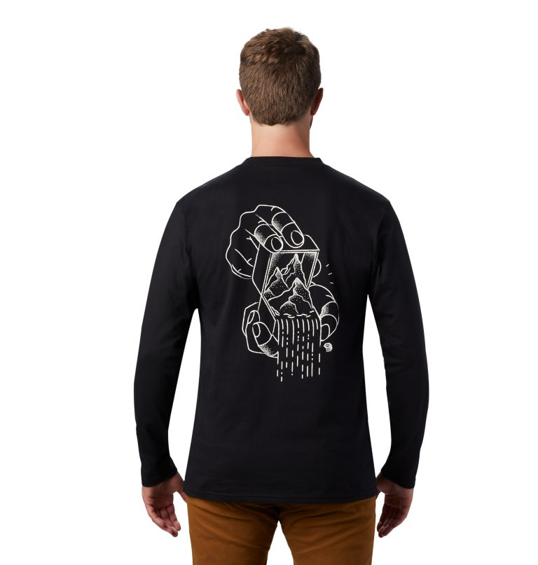 MHW Treasure Chest™ Long Sleeve T | 010 | L Men's MHW Treasure Chest™ Long Sleeve T-Shirt, Black, back