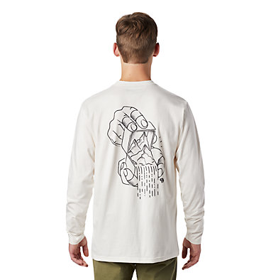 Men's MHW Treasure Chest™ Long Sleeve T-Shirt MHW Treasure Chest™ Long Sleeve T | 010 | L, Cotton, back