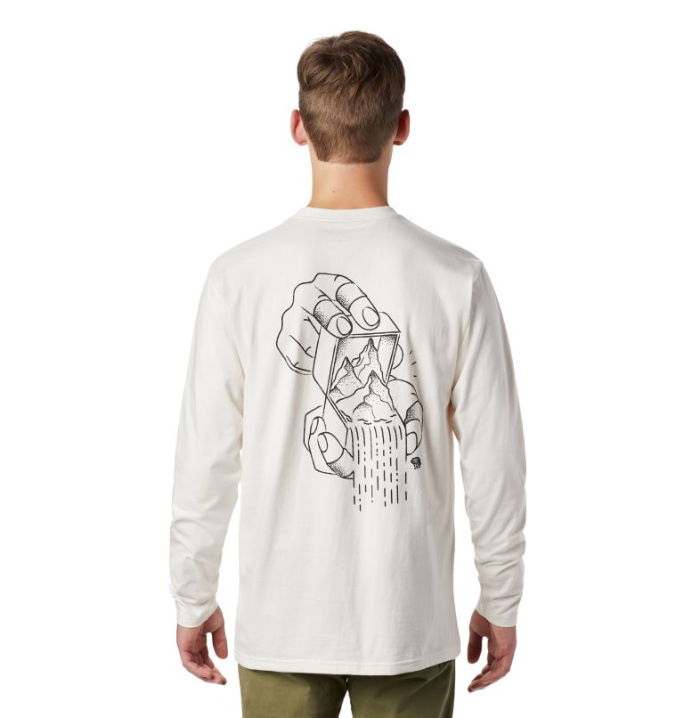 MHW Treasure Chest™ Long Sleeve T | 104 | XL Men's MHW Treasure Chest™ Long Sleeve T-Shirt, Cotton, back