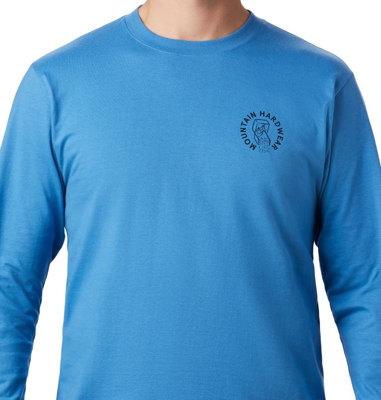 MHW Treasure Chest™ Long Sleeve T | 451 | M Men's MHW Treasure Chest™ Long Sleeve T-Shirt, Deep Lake, a1