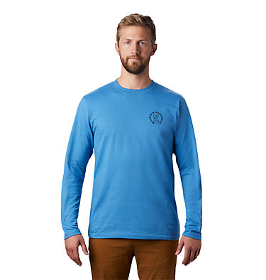 Men's MHW Treasure Chest™ Long Sleeve T-Shirt MHW Treasure Chest™ Long Sleeve T | 010 | L, Deep Lake, front