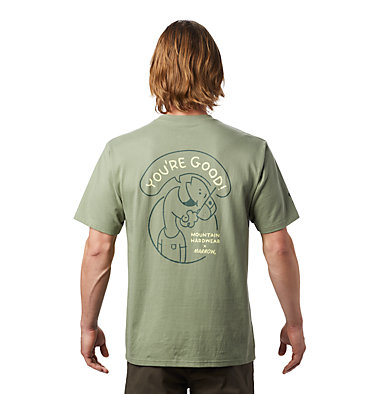 Men's MHW/Marrow™ Short Sleeve Pocket T-Shirt MHW/Marrow™ Short Sleeve Pocket T | 441 | L, Field, back
