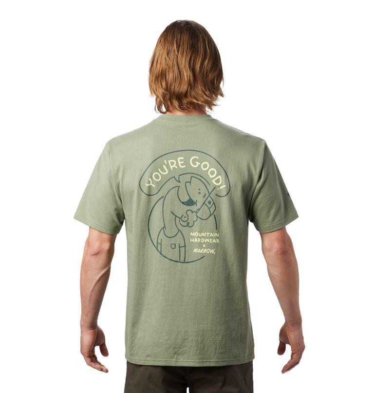 Men's MHW/Marrow™ Short Sleeve Pocket T-Shirt Men's MHW/Marrow™ Short Sleeve Pocket T-Shirt, back