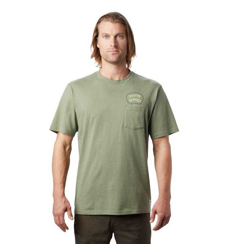 Men's MHW/Marrow™ Short Sleeve Pocket T-Shirt Men's MHW/Marrow™ Short Sleeve Pocket T-Shirt, front