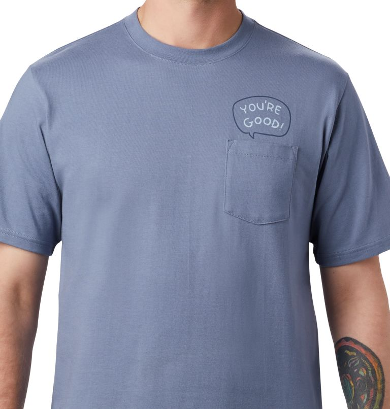 Men's MHW/Marrow™ Short Sleeve Pocket T-Shirt Men's MHW/Marrow™ Short Sleeve Pocket T-Shirt, a1