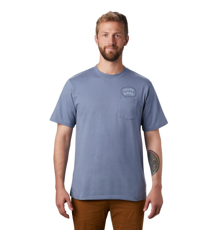 Men's MHW/Marrow™ Short Sleeve Pocket T-Shirt Men's MHW/Marrow™ Short Sleeve Pocket T-Shirt, front