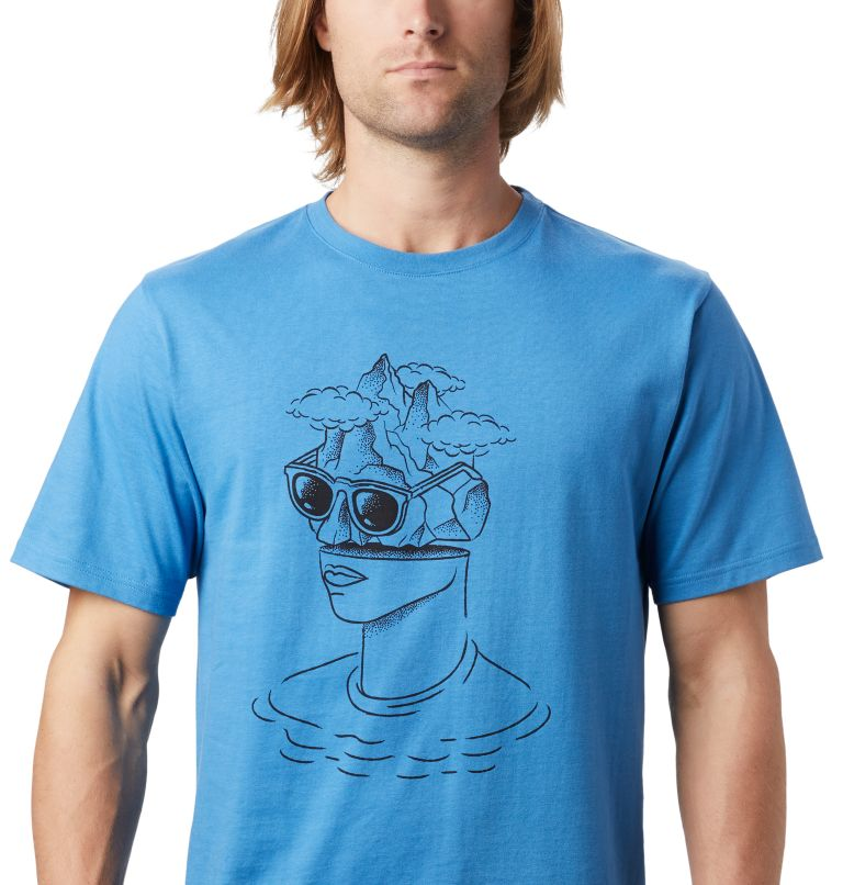 Head in the Cloud™ Short Sleeve T | 451 | XL Men's Head in the Cloud™ Short Sleeve T-Shirt, Deep Lake, a1