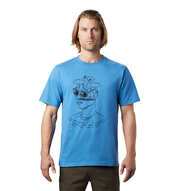 Men's Head in the Cloud™ Short Sleeve T-Shirt Head in the Cloud™ Short Sleeve T | 010 | L, Deep Lake, front