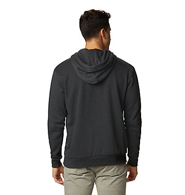 Men's Geo Marker™ Pullover Hoody Geo Marker™ Pullover Hoody | 011 | L, Heather Black, back