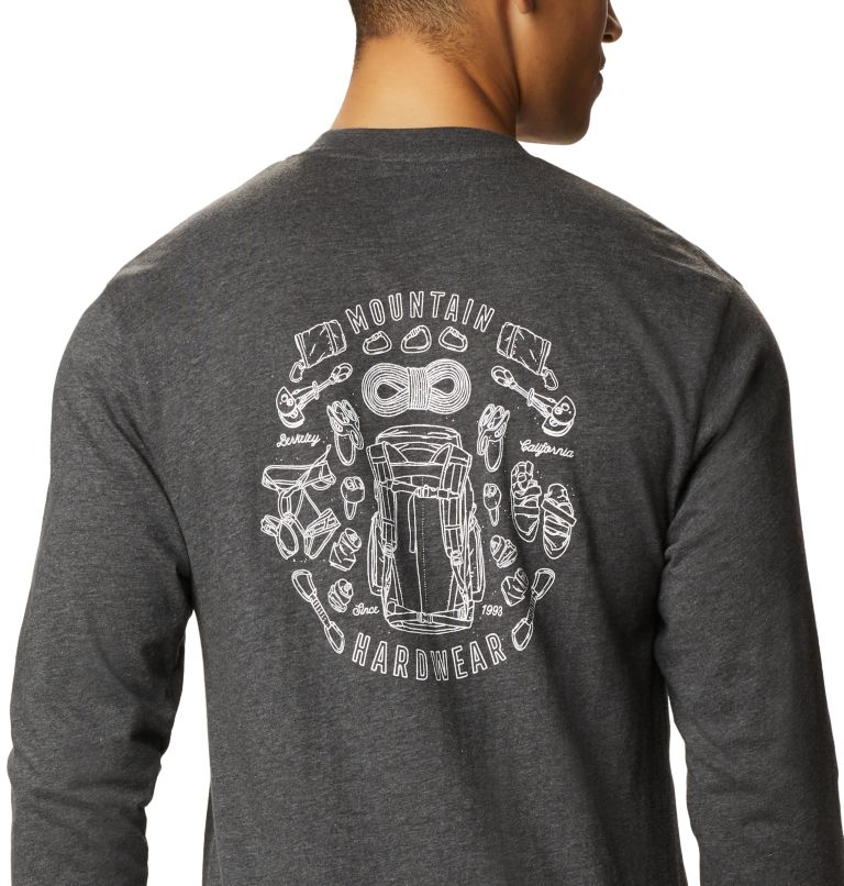 Men's MHW Gear™ Long Sleeve T Men's MHW Gear™ Long Sleeve T, a2