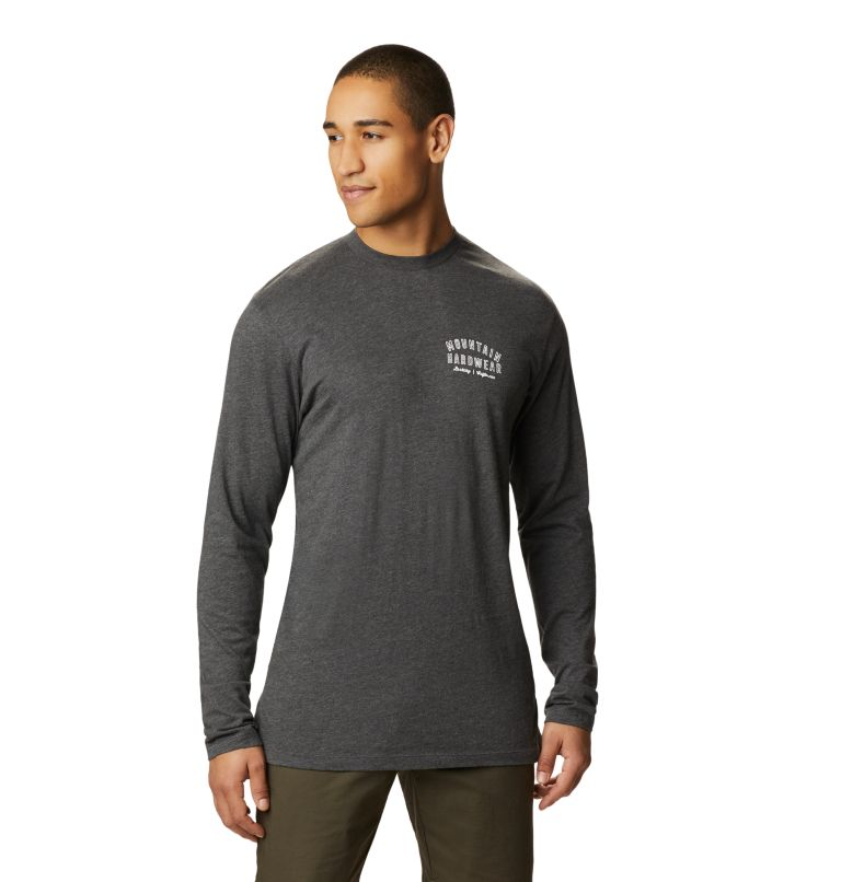 Men's MHW Gear™ Long Sleeve T Men's MHW Gear™ Long Sleeve T, front