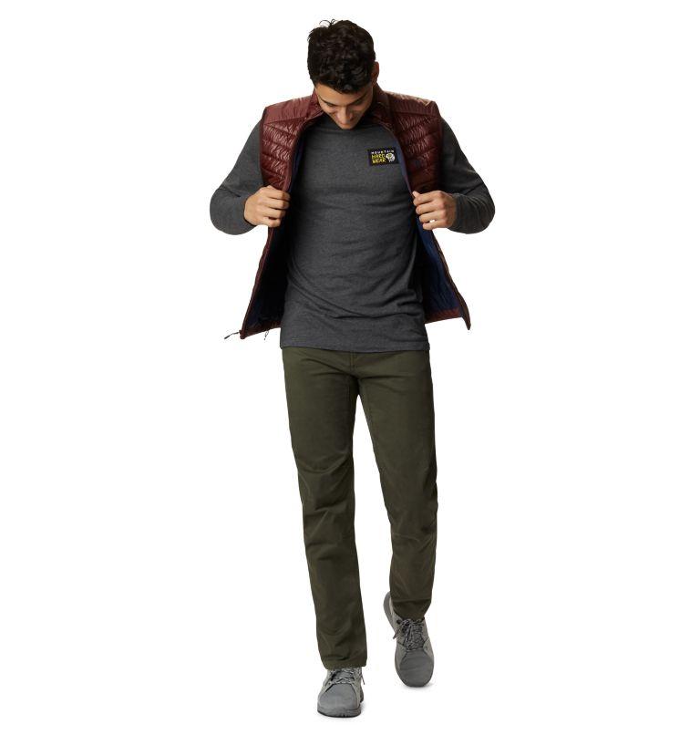 T-shirt à manches longues classique MHW Logo™ Homme T-shirt à manches longues classique MHW Logo™ Homme, a9