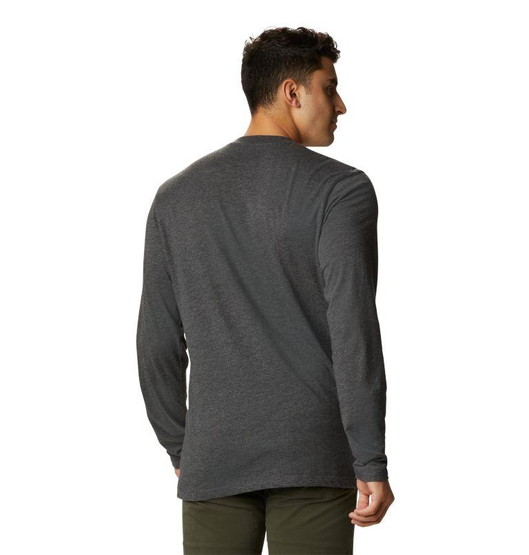 Men's Classic MHW Logo™ Long Sleeve T-Shirt Men's Classic MHW Logo™ Long Sleeve T-Shirt, back