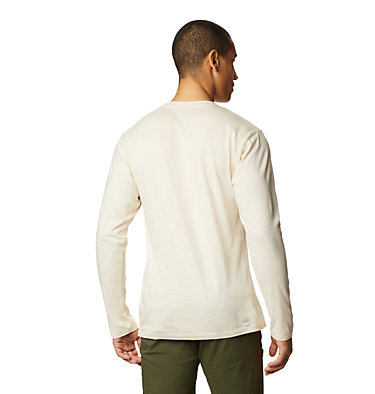 Men's Classic MHW Logo™ Long Sleeve T-Shirt Classic MHW Logo™ Long Sleeve T | 492 | L, Cotton, back