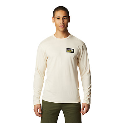 Men's Classic MHW Logo™ Long Sleeve T-Shirt Classic MHW Logo™ Long Sleeve T | 492 | L, Cotton, front