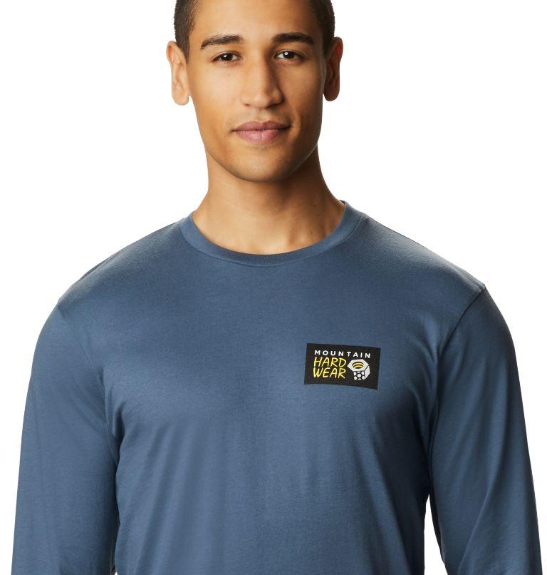 Classic MHW Logo™ Long Sleeve T | 492 | XS Men's Classic MHW Logo™ Long Sleeve T-Shirt, Zinc, a1
