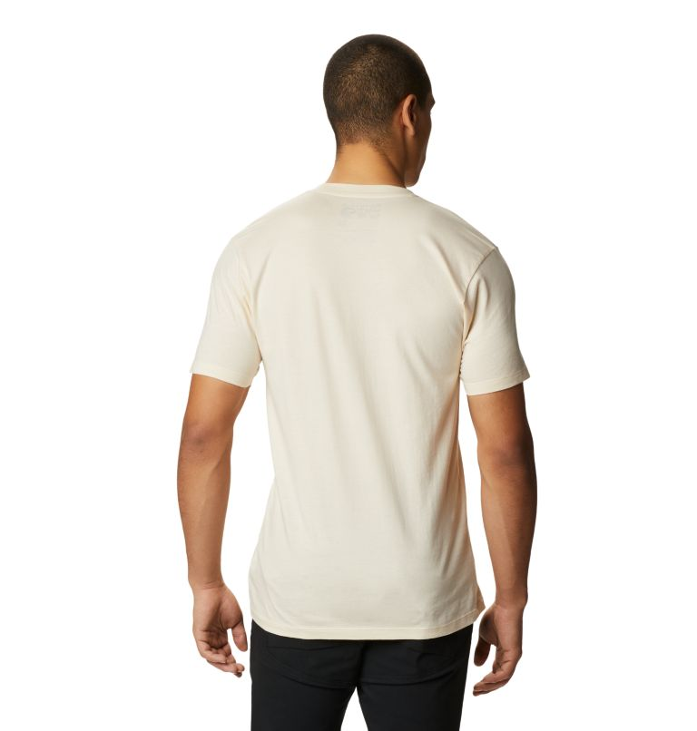 Men's Classic MHW Logo™ Short Sleeve T-Shirt Men's Classic MHW Logo™ Short Sleeve T-Shirt, back