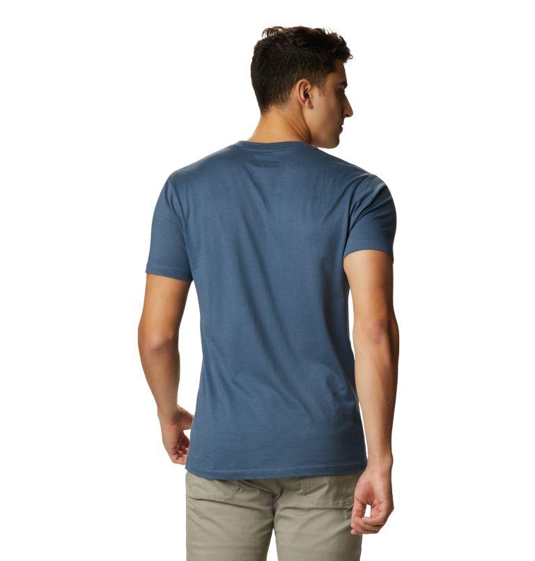 Classic MHW Logo™ Short Sleeve T | 492 | S Men's Classic MHW Logo™ Short Sleeve T-Shirt, Zinc, back