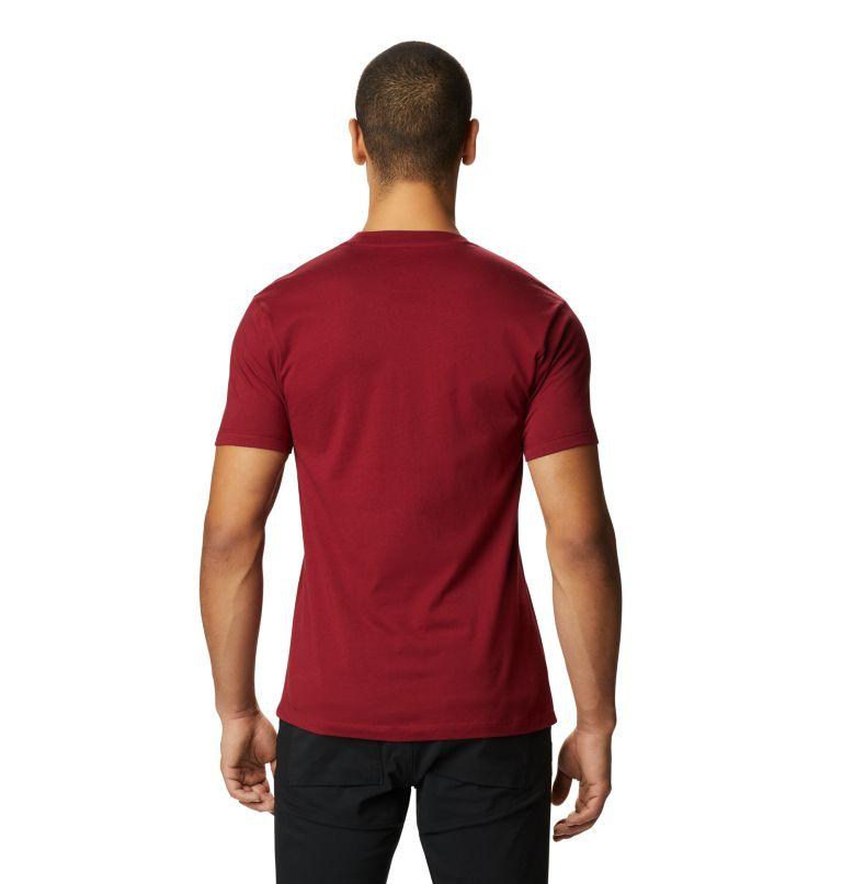 T-shirt à manches courtes classique MHW Logo™ Homme T-shirt à manches courtes classique MHW Logo™ Homme, back