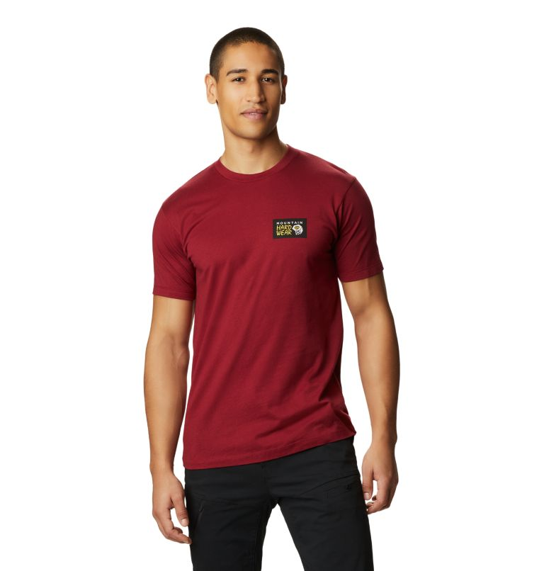 Men's Classic MHW Logo™ Short Sleeve T-Shirt Men's Classic MHW Logo™ Short Sleeve T-Shirt, front