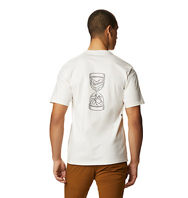 Men's Mtn & Sea Hourglass™ Short Sleeve T-Shirt Mtn & Sea Hourglass™ Short Sleeve T | 010 | L, Cotton, back