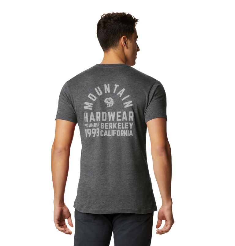 Men's Berkeley 93™ Short Sleeve T-Shirt Men's Berkeley 93™ Short Sleeve T-Shirt, back