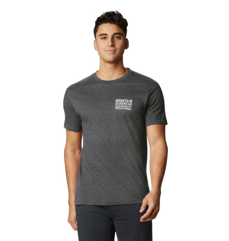 Men's Berkeley 93™ Short Sleeve T-Shirt Men's Berkeley 93™ Short Sleeve T-Shirt, front
