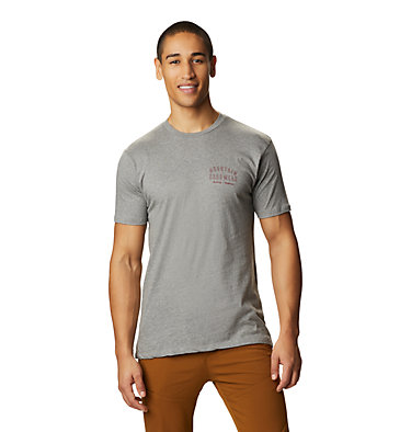 Men's MHW Gear™ Short Sleeve T-Shirt MHW Gear™ Short Sleeve T | 492 | XL, Heather Manta Grey, front