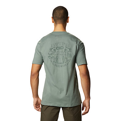 Men's MHW Gear™ Short Sleeve T-Shirt MHW Gear™ Short Sleeve T | 492 | XL, Avo, back