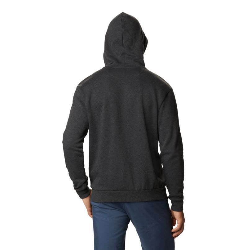 MHW Logo™ Pullover Hoody | 011 | M Men's MHW Logo™ Pullover Hoody, Heather Black, back