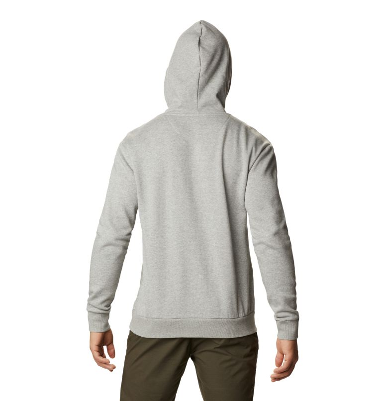 MHW Logo™ Pullover Hoody | 074 | XXL Men's MHW Logo™ Pullover Hoody, Heather Manta Grey, back