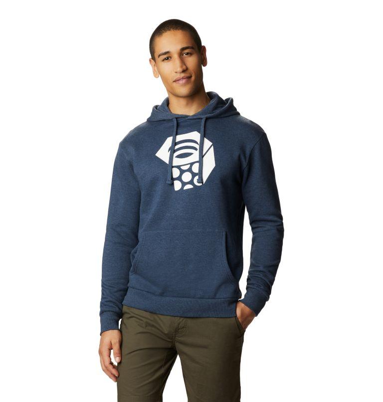 MHW Logo™ Pullover Hoody | 407 | XL Men's MHW Logo™ Pullover Hoody, Heather Dark Zinc, front