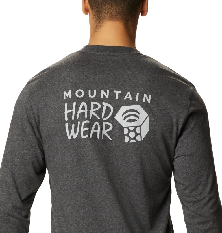 Men's MHW Logo™ Long Sleeve T-Shirt Men's MHW Logo™ Long Sleeve T-Shirt, a2