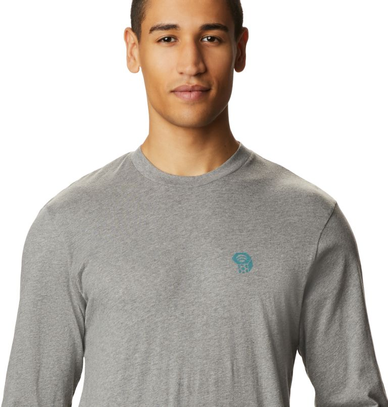 Men's MHW Logo™ Long Sleeve T-Shirt Men's MHW Logo™ Long Sleeve T-Shirt, a1