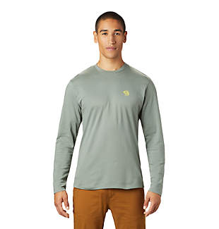 Men's MHW Logo™ Long Sleeve T-Shirt