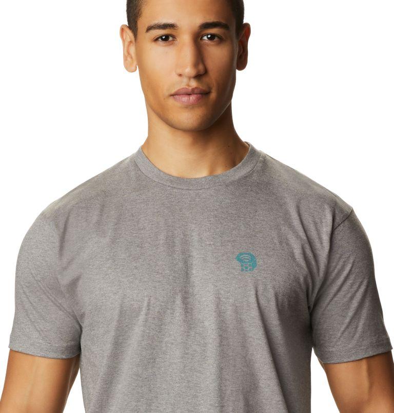 MHW Logo™ Short Sleeve T | 074 | S Men's MHW Logo™ Short Sleeve T-Shirt, Heather Manta Grey, a1