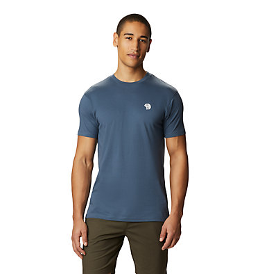 Men's MHW Logo™ Short Sleeve T-Shirt MHW Logo™ Short Sleeve T | 011 | L, Zinc, front