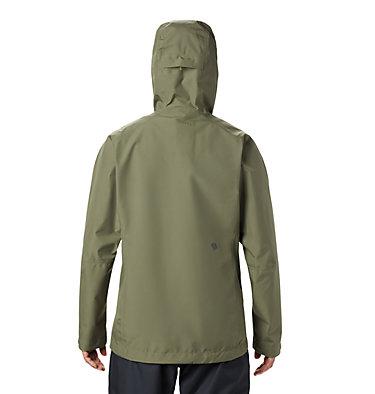 Women's Exposure/2™ Gore-Tex® Paclite® Jacket Exposure/2™ Gore-Tex® Paclite Jacket | 406 | L, Light Army, back