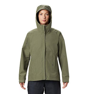 Women's Exposure/2™ Gore-Tex® Paclite® Jacket Exposure/2™ Gore-Tex® Paclite Jacket | 406 | L, Light Army, front
