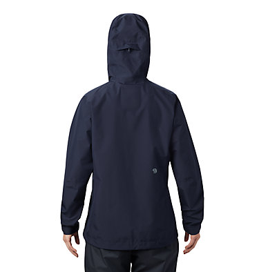 Women's Exposure/2™ Gore-Tex® Paclite® Jacket Exposure/2™ Gore-Tex® Paclite Jacket | 406 | L, Dark Zinc, back
