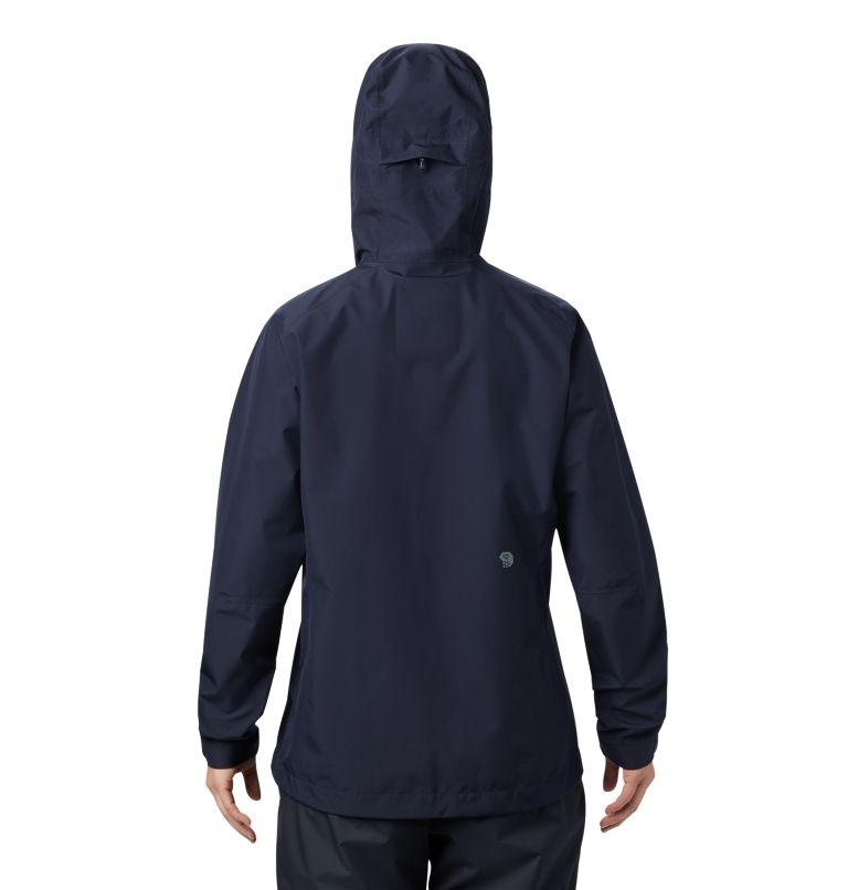 Exposure/2™ Gore-Tex® Paclite Jacket | 406 | L Women's Exposure/2™ Gore-Tex® Paclite® Jacket, Dark Zinc, back