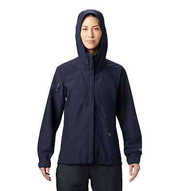 Women's Exposure/2™ Gore-Tex® Paclite® Jacket Exposure/2™ Gore-Tex® Paclite Jacket | 406 | L, Dark Zinc, front