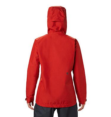 Women's Exposure/2™ Gore-Tex® Paclite® Jacket Exposure/2™ Gore-Tex® Paclite Jacket | 406 | L, Desert Red, back