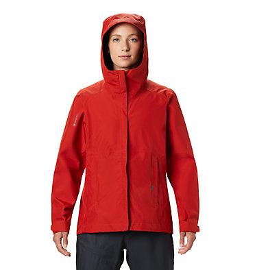 Women's Exposure/2™ Gore-Tex® Paclite® Jacket Exposure/2™ Gore-Tex® Paclite Jacket | 406 | L, Desert Red, front