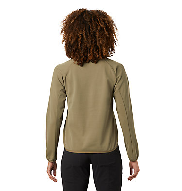 Women's Norse Peak™/2 Pullover Norse Peak/2™ Pullover | 514 | L, Light Army, back