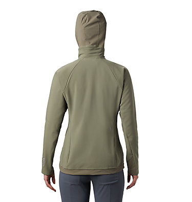 Chandail à capuchon Keele™ Femme Keele™ Hoody | 324 | L, Light Army, back